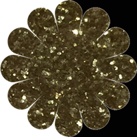 Glitterflex Ultra Ht Vinyl Copper