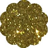 Glitterflex Ultra Ht Vinyl Gold